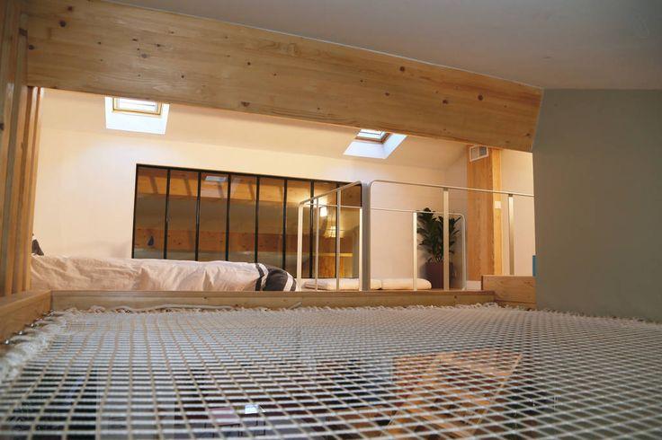 92 best filet pour habitation images on pinterest. Black Bedroom Furniture Sets. Home Design Ideas