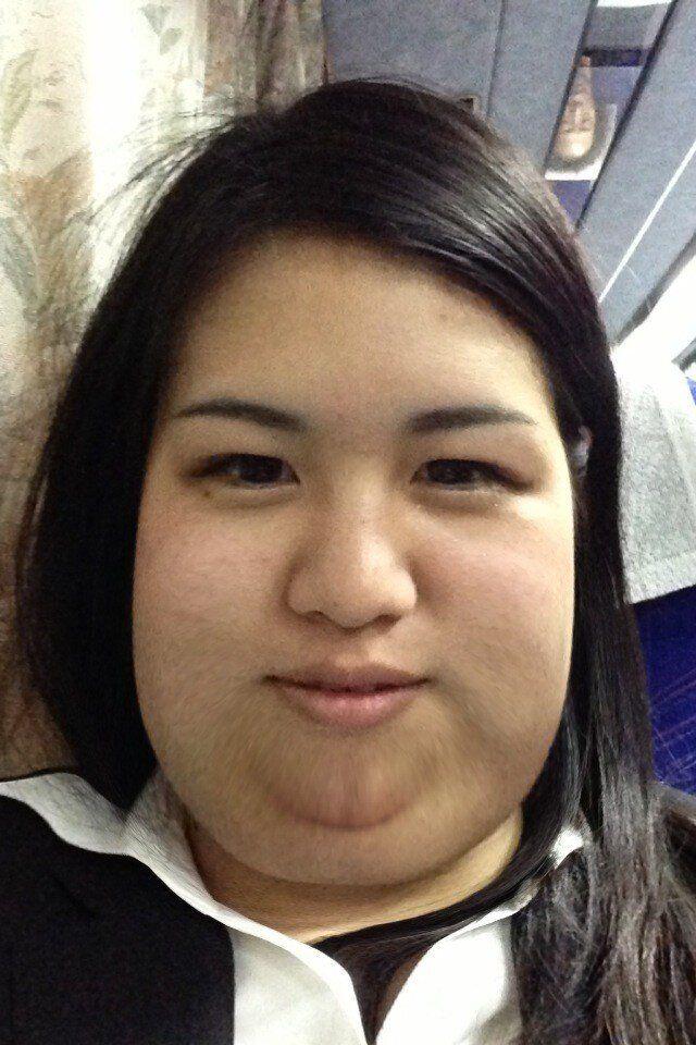 Favorite tweet by @souta88888888 : しまちゃんがバスで寝てて起きたらこんなんなってた http://t.co/8wx97QZb