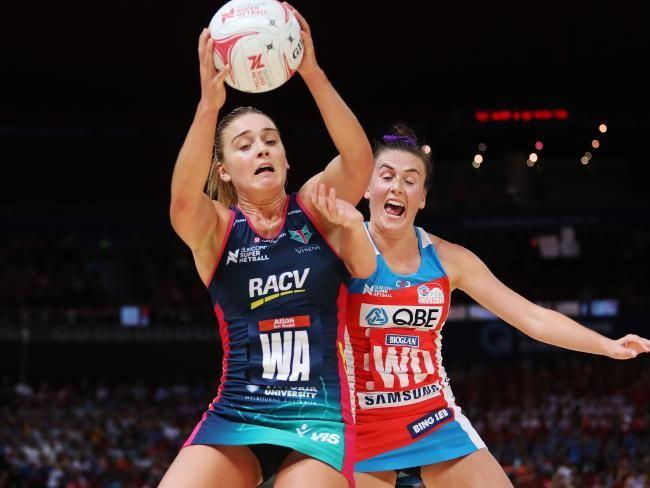 Super Netball; Melbourne Vixens v Sunshine Coast Lightning   Herald Sun