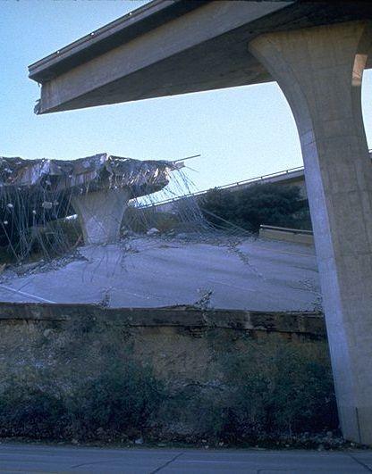 1994 Northridge earthquake in California