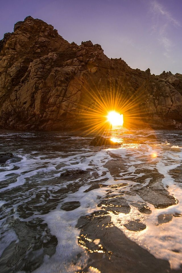 ~~Pfeiffer Beach, Sycamore Canyon Road, Big Sur, California | Trip Advisor~~