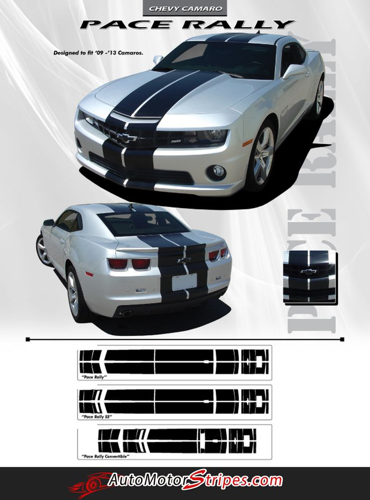 39 best chevy camaro vinyl graphics stripes decals by 2010 2013 and 2014 2015 chevy camaro pace rally lt ls rs ss coupe and convertible indy racing stripes 3m vinyl graphic kit publicscrutiny Gallery