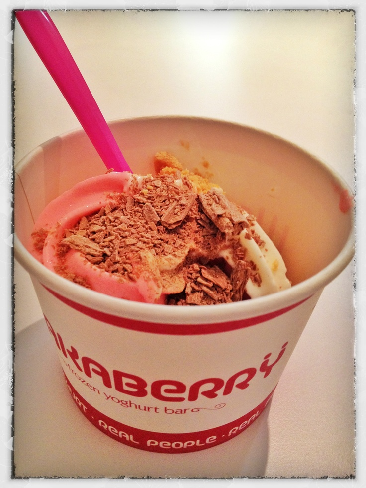 Ideal POS Reports © new installation at Wakaberry Lonehill, Stellenbosch,    Ballito & Umhlanga, March 2012  #FroYo #Restaurant