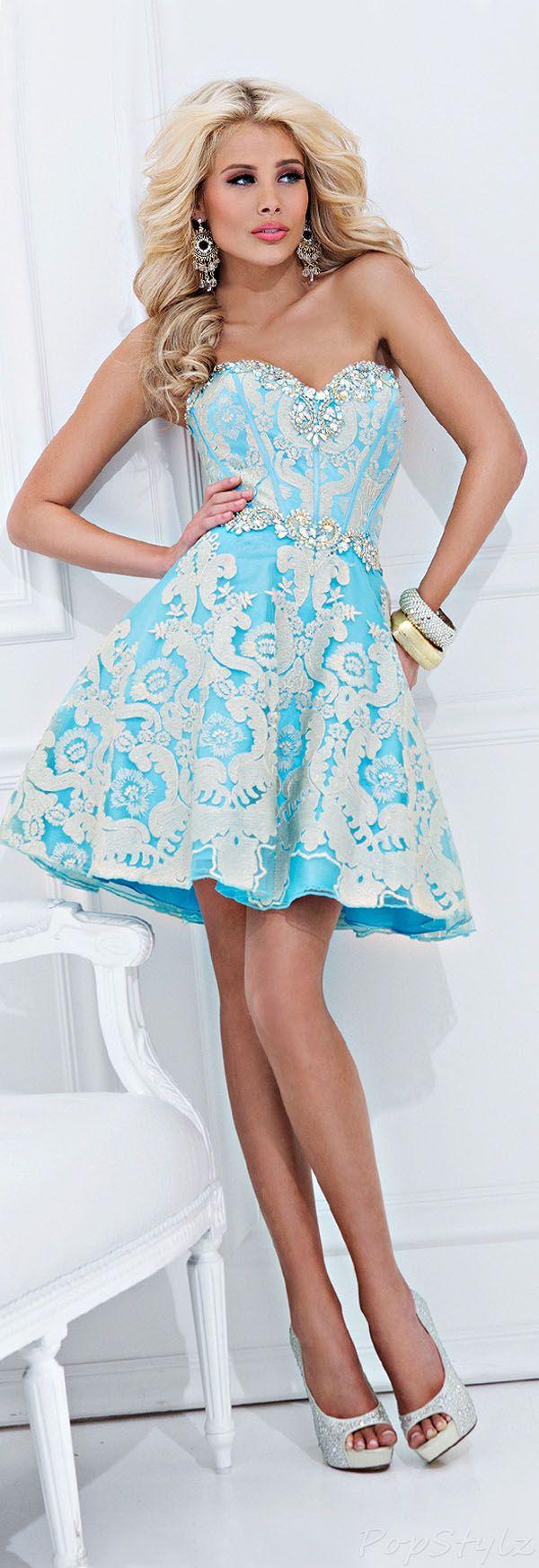 20 best vestidos lendos images on Pinterest | Weddings, Bridesmaids ...