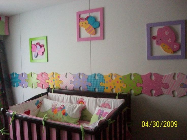 15 best images about decoraciones para bebes on pinterest for Habitaciones de bebe