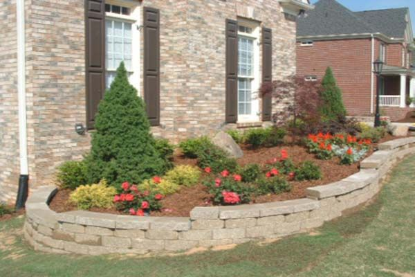 Inexpensive Landscape Ideas : Cheap And Easy Landscaping Ideas  Cheap Landscaping Ideas Pine Tree