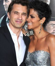 Halle Berry, Olivier Martinez Welcome a Son - The actress gives birth to her second baby, and first with husband Martinez