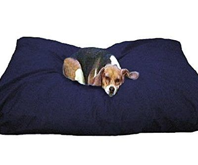Dogbed4less-XXL-Memory-Foam-Dog-Bed-Pillow-with-Orthopedic-Comfort-Waterproof-Liner-and-Heavy-Duty-Pet-Bed-Denim-Cover-55X37-0