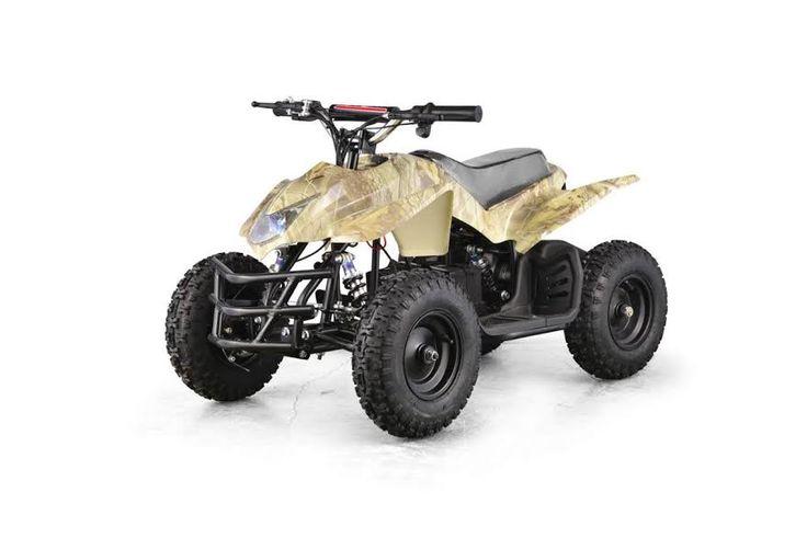 Go-Bowen Oak Camo Titan Kids ATV XW-EA23-OC