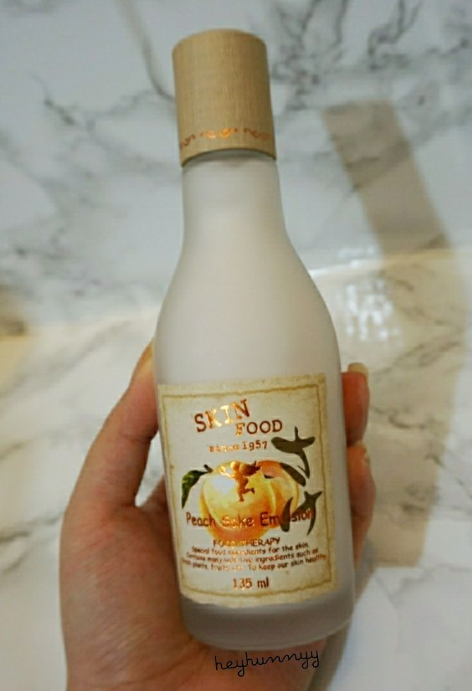 Peach Sake Emulsion  by Skinfood #22