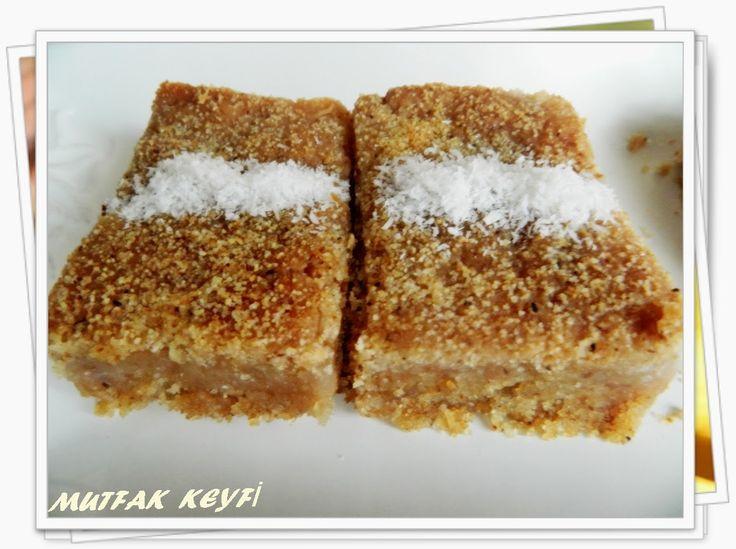 Mutfak Keyfi: KADAYIFA BASTI
