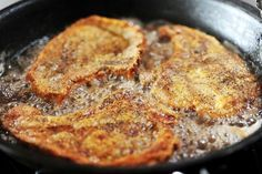 Pan fried pork chops - Pioneer Woman.  Can't wait to try!  I'm making them tonight, may have to bake them off at the end, my chops are thicker.  Baked potatoes with cheese and bacon and a salad...  Sounds like a fantastic dinner I'm going to thoroughly enjoy!