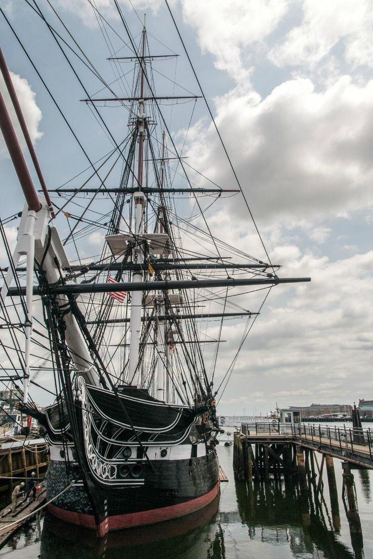 USS Constitution Museum - Boston