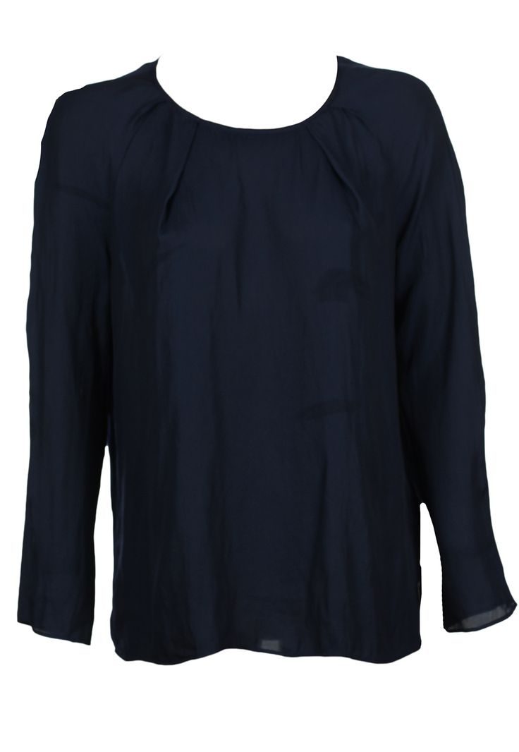Bluza ZARA Ophta Dark Blue | Kurtmann.ro