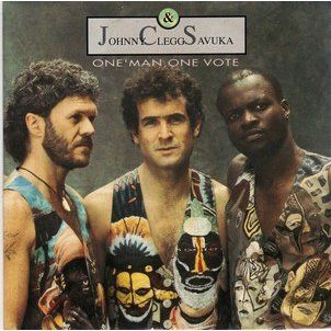 johnny clegg | johnny clegg and savuka clegg and his backing band