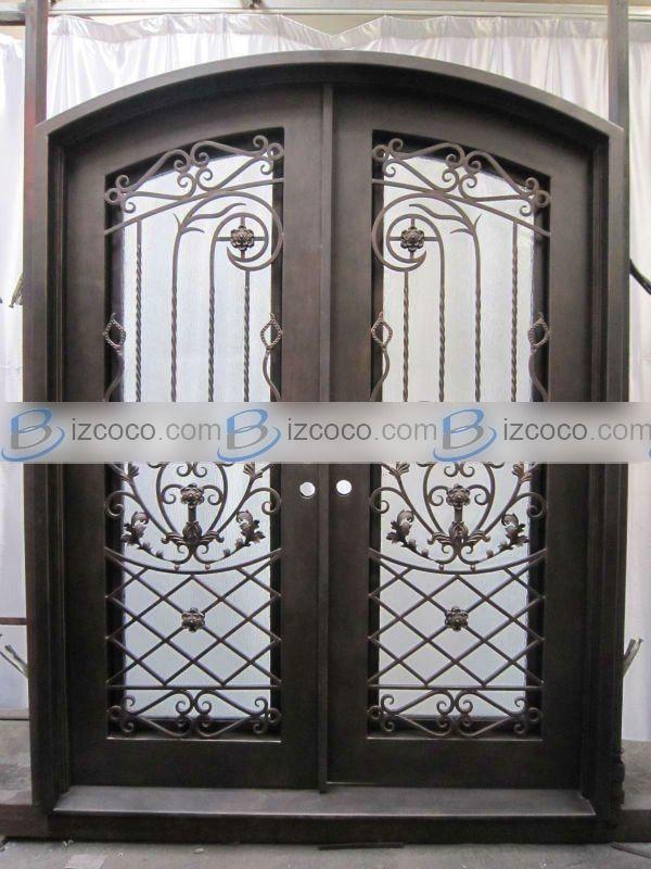 Decorative Security Screen Doors security screen doors for double entry | screen door grill guard