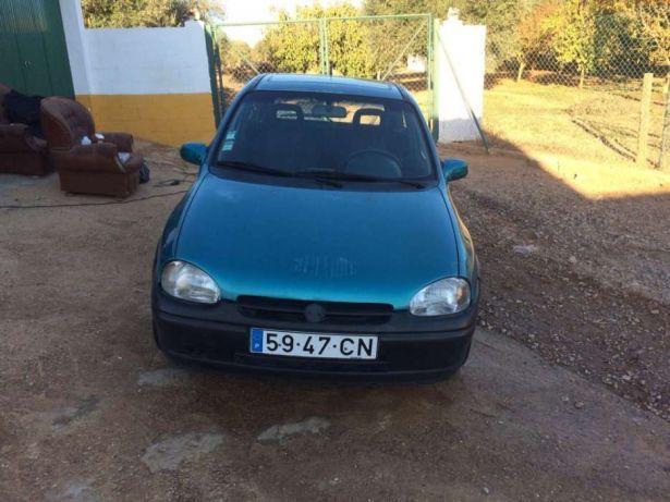 Opel corsa b sport 1.4 90cv preços usados