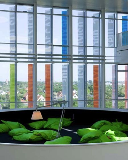 Architecture: Orestad Gymnsasium Institute