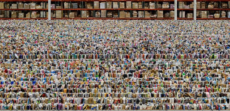 Andreas Gursky - Amazon