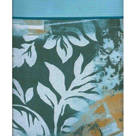 Juego de sábanas Bombay. Siente el máximo confort con el juego de sabanas Bombay de Trovador diseño estampado con elementos orientales podrás escoger entre tres colores beig, turquesa y lavanda. Incluye las tres piezas bajera ajustable para cama de 190/200 cm, encimera y funda de almohada. Máxima calidad en su confección 50% algodón 50% poliéster, cuentan con el certificado de control de sustancias nocivas.