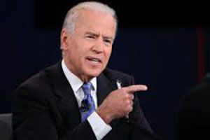 """Speaking at Brookings Institution forum on the Middle East, U.S. Vice President Joe Biden said on Saturday there was a """"less than even shot"""" of a nuclear deal with Iran. """"We will not let Iran acquire a nuclear weapon -- period,"""" he said. """"End of..."""