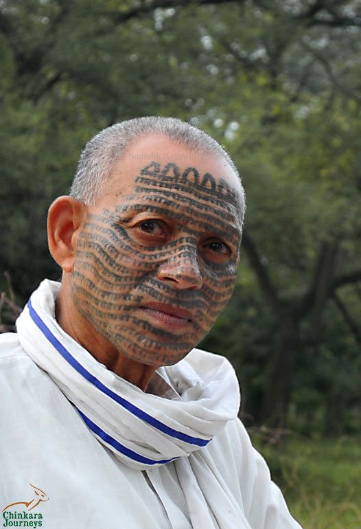 Ramnami sect followers in Chhattisgarh state of central India have tattoo in the name of Lord Ram. Only few members of this community are alive today who have tattoo all over their body including face.  #tattoo #ramnami #chhattisgarh #india #culture #unique #tattoodesign #travel #tour #photography #secret