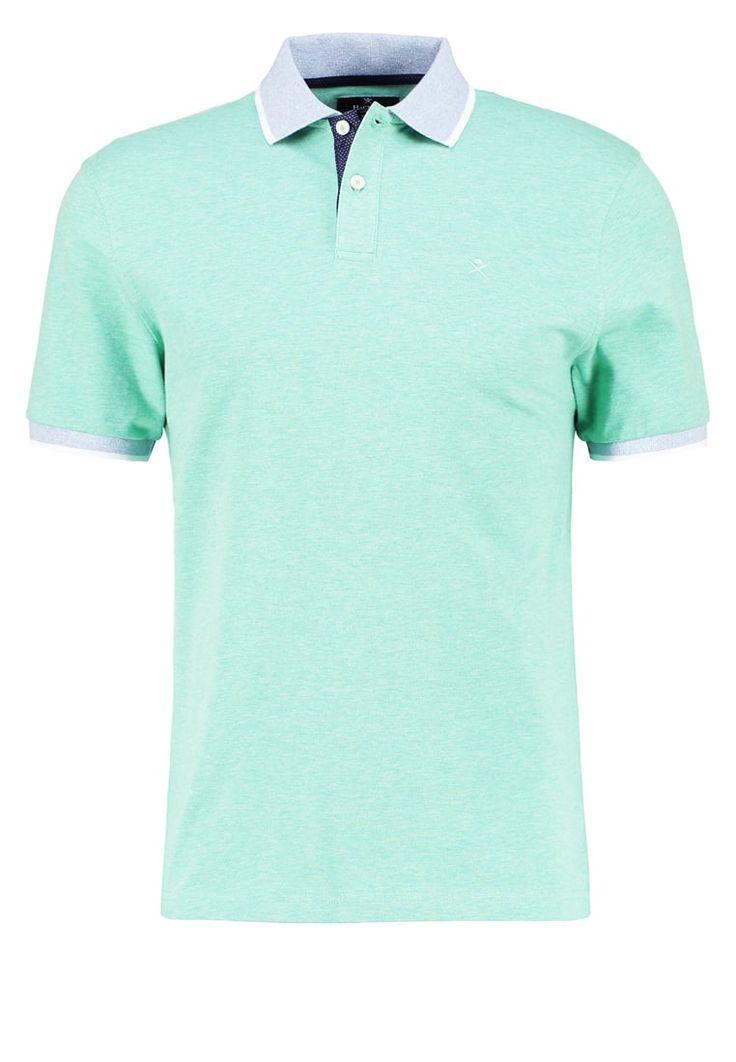 Hackett London MARL SLIM FIT Poloshirt grün Premium bei Zalando.de | Material Oberstoff: 95% Baumwolle, 5% Elasthan | Premium jetzt versandkostenfrei bei Zalando.de bestellen!