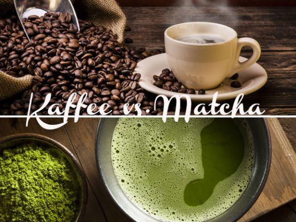 Die Wachmacher im Vergleich. Wer kann hinsichtlich Koffeingehalt, Wirkung und Verträglichkeit punkten?