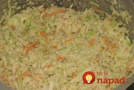 Americký kapustový šalát: Vyskúšajte ho namiesto ryže alebo zemiakov, je neskutočne dobrý!
