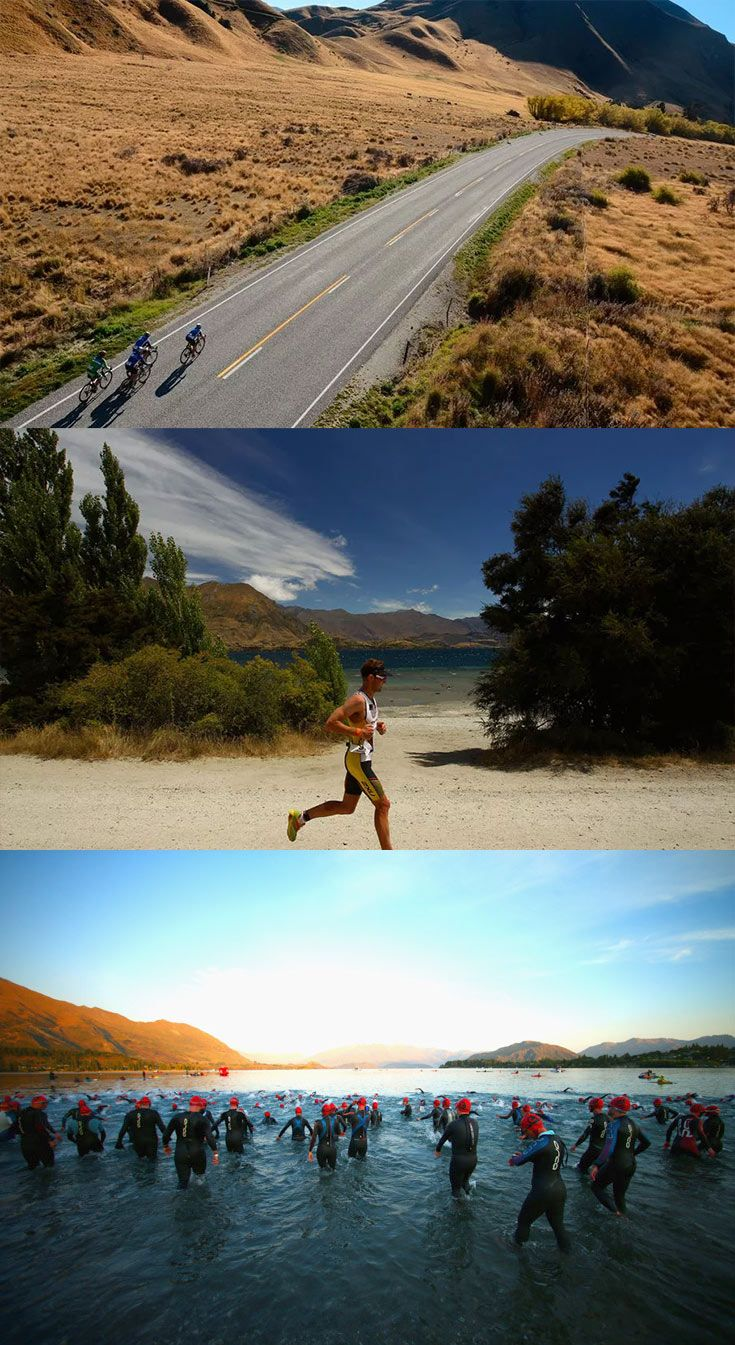 Compete and holiday in paradise when you get sporty in New Zealand. Check out these top cycling and multisport events.