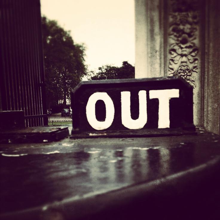 Out. © Mash Media UK Ltd
