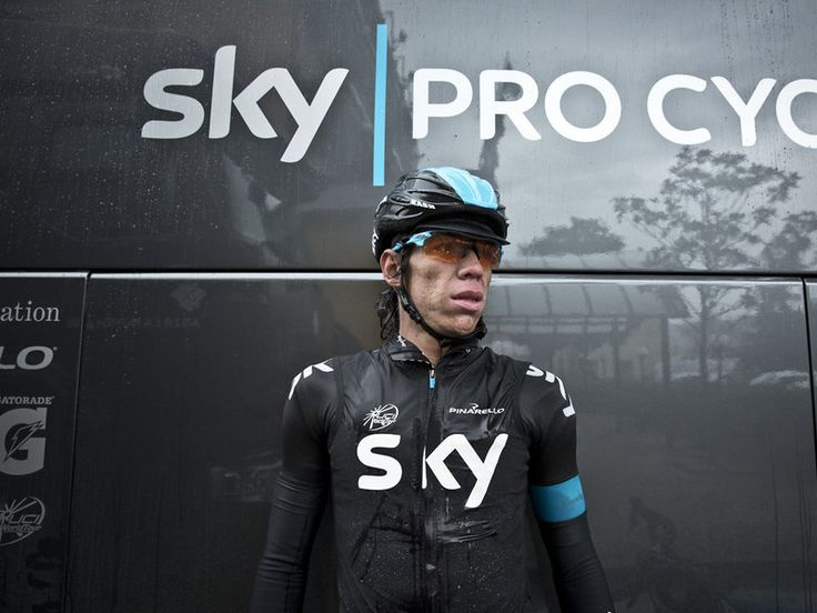 Team Sky | Pro Cycling | Gallery | Scott Mitchell - Tirreno Stage Three Gallery
