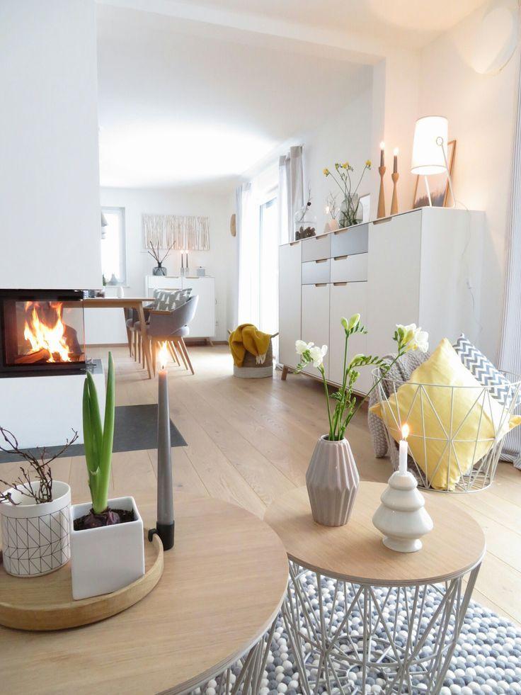25 best Wohnzimmer Inspiration images on Pinterest Architecture - wohnzimmer skandinavischer stil