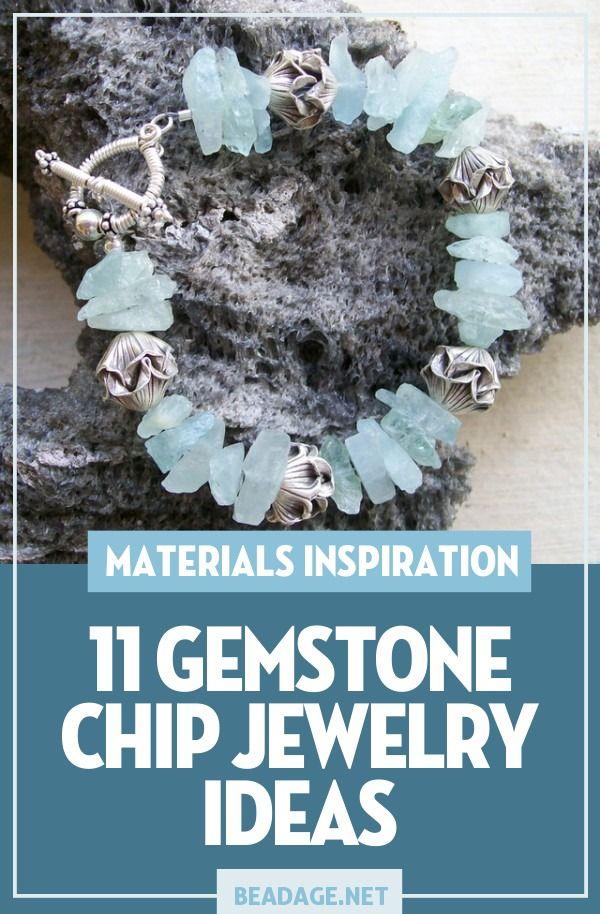 11 Gemstone Chip Jewelry Jewelry Making Ideas Gemstone Chips