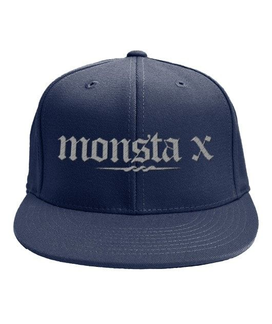 An updated classic, the snapback cap, a throwback style that is definitely hotter than ever, made better with an embroidery of our exclusive design of your favorite group or idol.