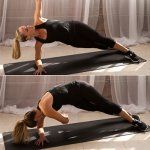 Tighten and tone your entire upper half with nothing but your own body