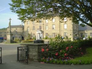 The Rutland Arms Hotel in Bakewell, Derbyshire, England