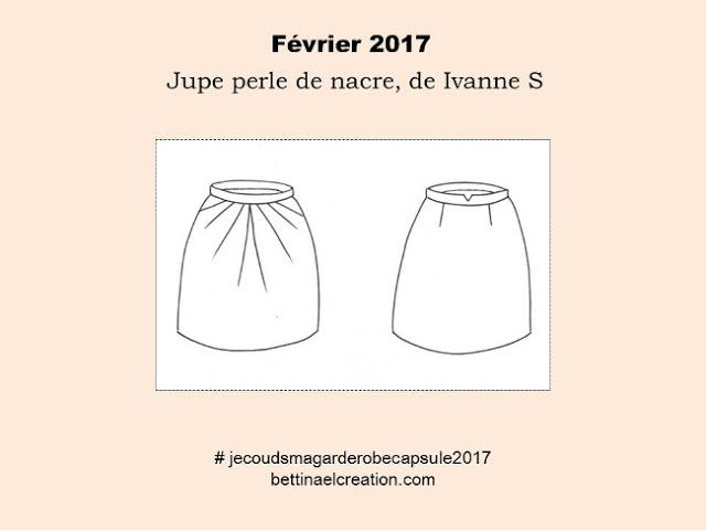HAPPY DIY Je couds ma garde robe 2017 Bettinael.Passion.Couture.Made in france