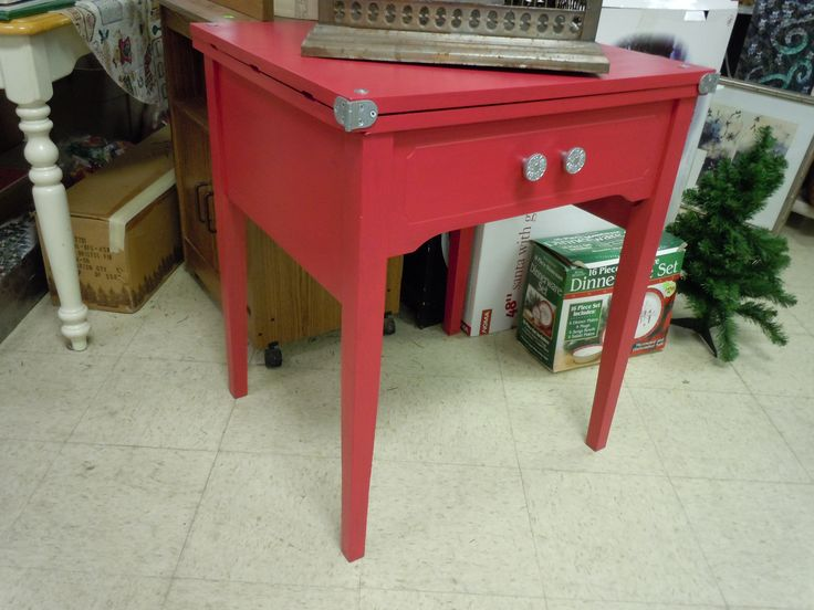 1000 Images About Furniture Painted Repurposed Sewing Cabinets On Pinterest Sewing Machine