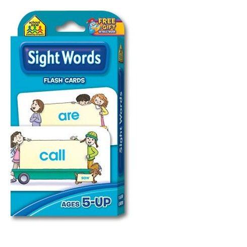 Ver, decir, aprender! Ayude a su hijo a tomar los primeros pasos hacia la lectura con estas tarjetas  de dos caras son divertidas y fáciles de usar con las palabras básicas de uso frecuente en el inicio de libros de lectores. Edad: 4-6 años.