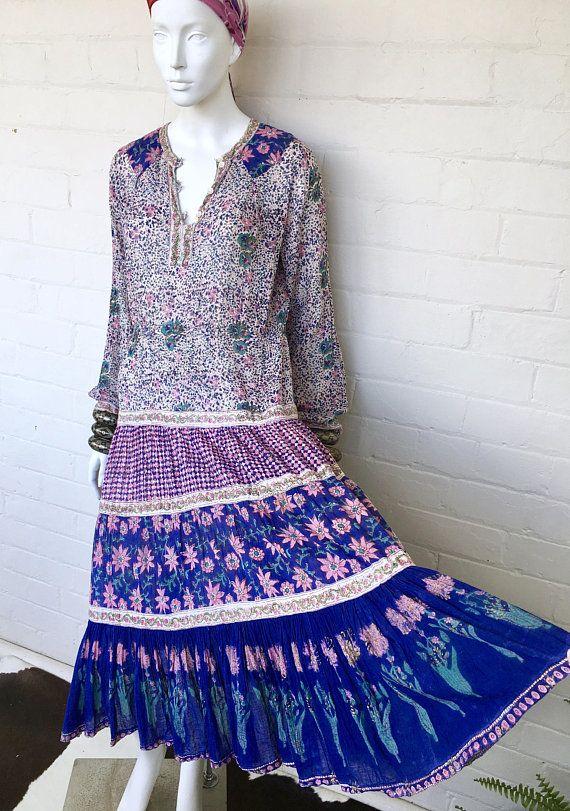 Cotton Hippie Dresses