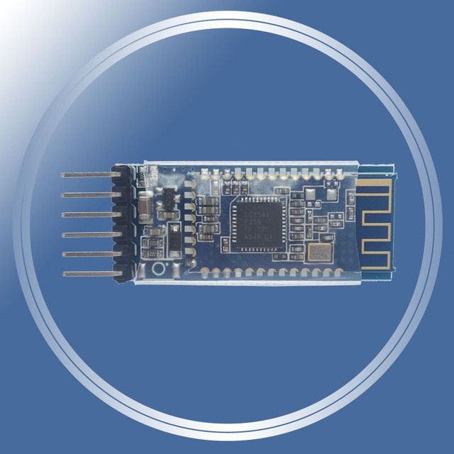 AT-09 !!!Android IOS BLE 4 0 Bluetooth module for arduino