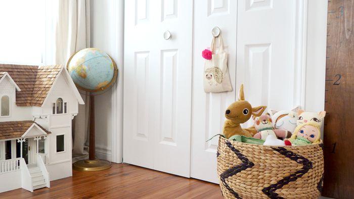 Babiekins Magazine|Sleepykins//Mini Boheme:Lily and Jules's Bedroom
