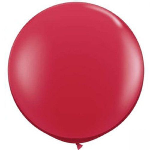 What's a party or event of ANY type without balloons?    Make a statement and an impact with these gorgeous, super sized 90CM round jumbo latex balloons in a gorgeous ruby red - Dorothy would feel right at home!   #partytheme #findingdory #findingnemo #balloon #giantballoon #happybirthday #kidsparty #doryparty #designerkids #designerbaby #motherhood #event #styling #partyplanning #partyshop #partydecor #littlebooteekau