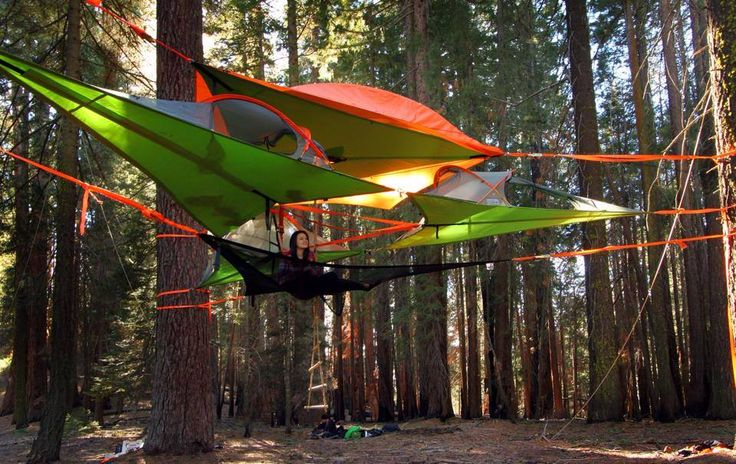 You can make very complicated setting too  by using this #camping # hammock # tent. see more at  http://online-super-store.net/tentsile-hammock-tent-review/