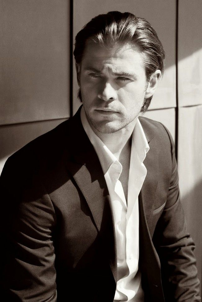 Chris Hemsworth for The Hollywood Reporter, 2013
