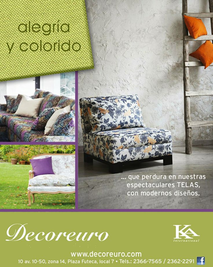 62 best telas ka international images on pinterest - Ka international decoracion ...