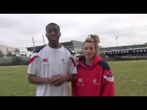Lutalo Muhammad  & Jade Jones Top 5 things to do in Manchester http://www.visitmanchester.com/articles/locals-like/lutalo-muhammad--jade-jones-top-5/
