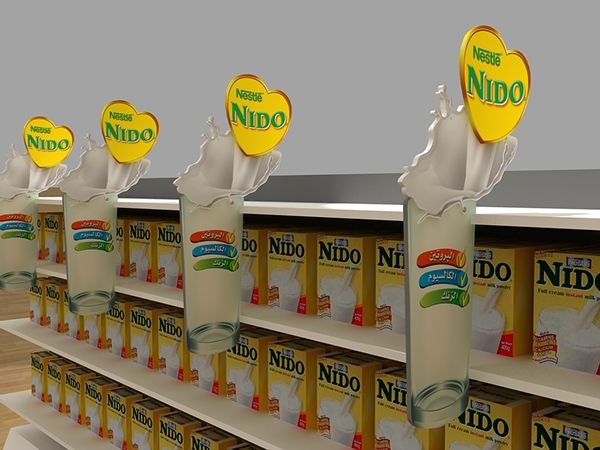 Nido Creative Designs on Behance