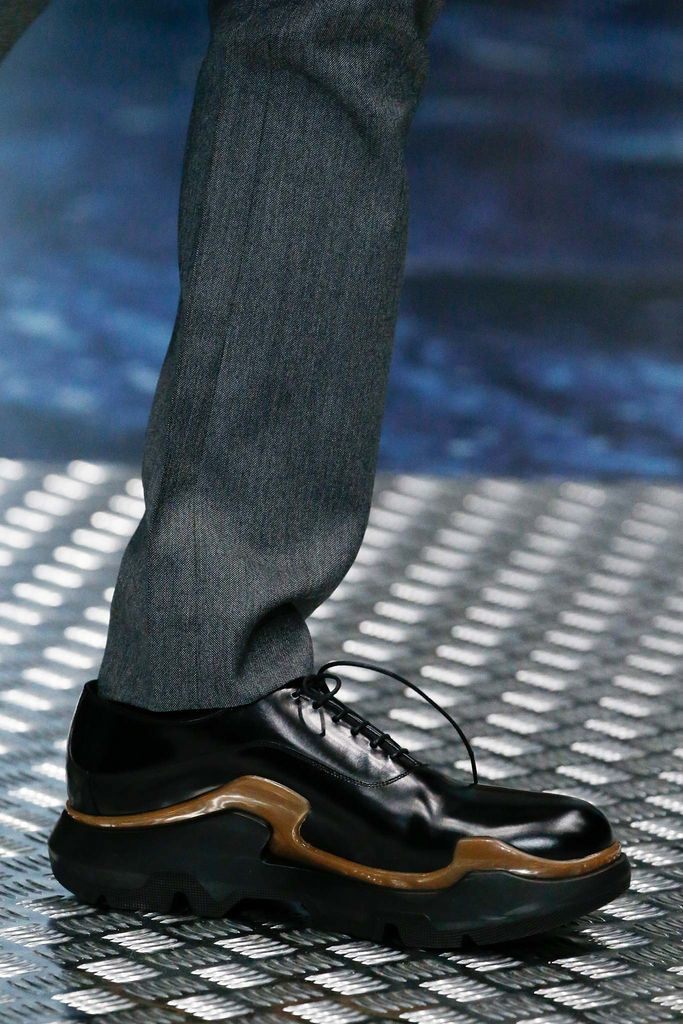 Prada Fall 2015 Menswear - Details - Gallery - Style.com